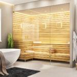 Moderne Badezimmer – Erholungsräume und kleine Spa-Tempel