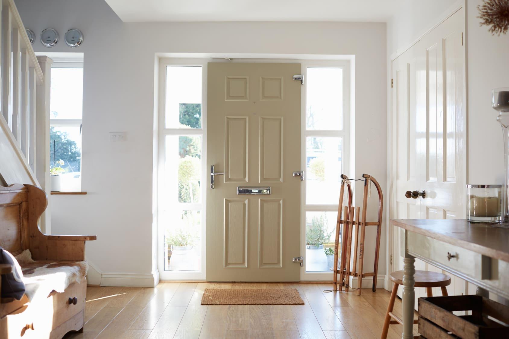 der flur viel mehr als nur ein durchgang. Black Bedroom Furniture Sets. Home Design Ideas