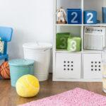 Das Kinderzimmer sinnvoll einrichten – mit Spiel- und Kuschelecken