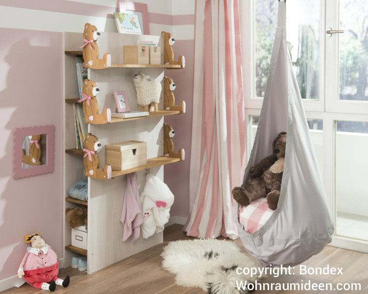 Bärchenregal fürs Kinderzimmer selber gezimmert