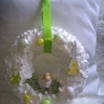Zauberhafte Osterkränze basteln