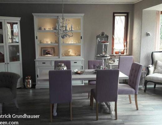 Wandfarbe Grau   Wohnraumideen - Inspirationen für Deine Einrichtung