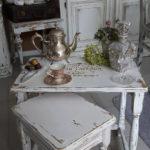 Alte Möbel im Shabby-Style restaurieren