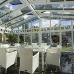 Markise oder Dach für die Terrasse