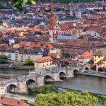 Würzburg und Umgebung