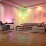 Smarte Beleuchtung für zuhause von WiZ